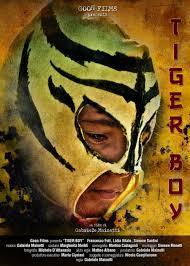 tiger boy poster