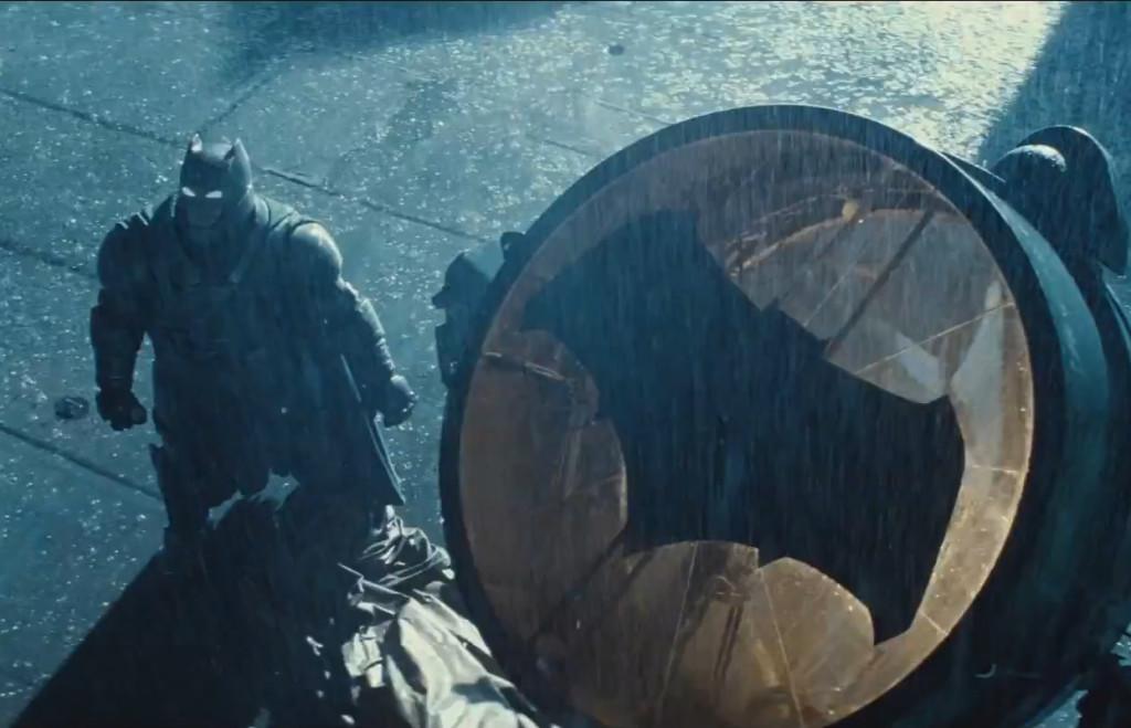 'Batman v Superman: Dawn of Justice' by Warner Bros. Picture