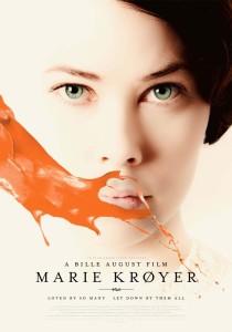 MARIE KROYER, international poster art, Birgitte Hjort Sorensen, 2012. ©SF Film