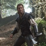 Chris Hemsworth in una scena