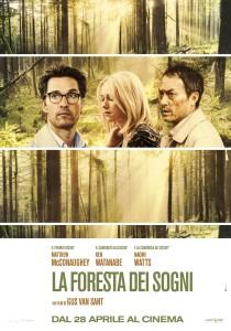 La foresta dei sogni locandina