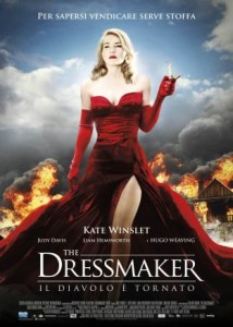 The dressmaker Locandina