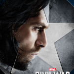 character poster captain america