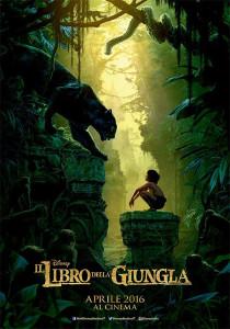 locandina il libro della giungla: