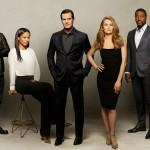 Il cast di The Catch