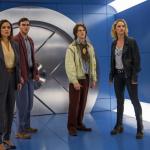 Una scena di X-Men: Apocalypse