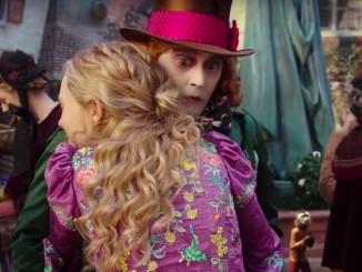 Alice attraverso lo specchio primo al box office italiano