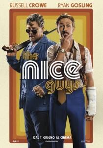 The nice guys locandina