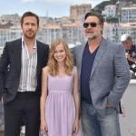 Ryan Gosling, Angourie Rice e Russel Crowe
