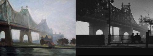 Manhattan e Queensbury Bridge