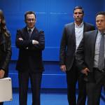Root, Finch, Reese e Fusco nella quarta stagione.