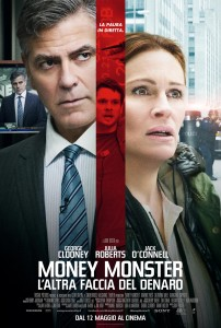 Locandina Money Monster