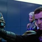 Magneto con Apocalisse e Tempesta