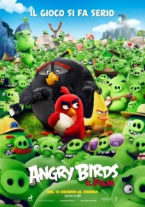 Angry Birds locandina