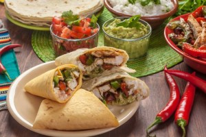 Burritos Frida