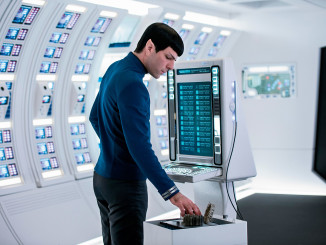Sta Trek beyond box office