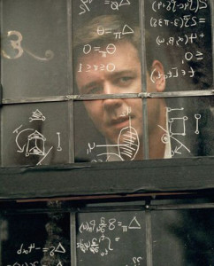 russell crowe a beautiful mind