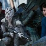 Spock, Jaylah e Bones