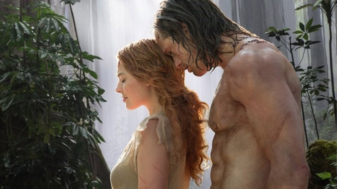 the legend of tarzan 2
