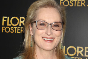 Mandatory Credit: Photo by Dave Allocca/StarPix/REX/Shutterstock (5826236o) Meryl Streep Paramount Pictures Presents the New York Premiere of 'FLORENCE FOSTER JENKINS', USA - 09 Aug 2016