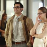 Clark Kent e Kara Danvers (Tyler Hoechlin e Melissa Benoist)