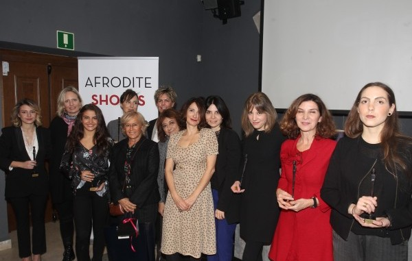 Afrodite short