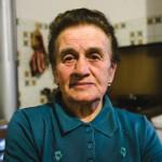 Irma: l'anziana del gruppo, sogna di andare a Lourdes.