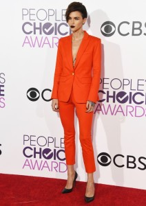 People's Choice Awards Ruby Rose