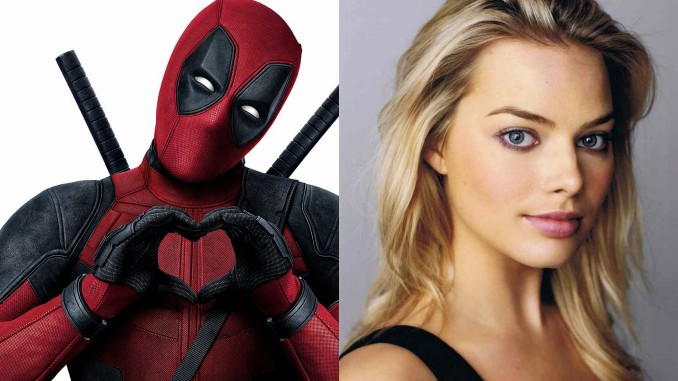 deadpool margot robbie