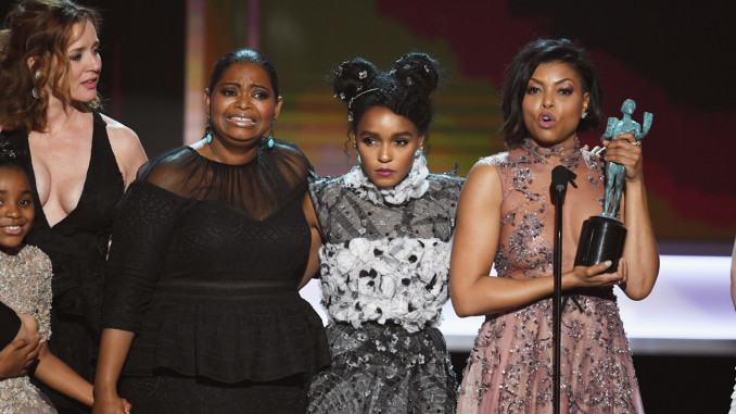 sag awards hidden figures