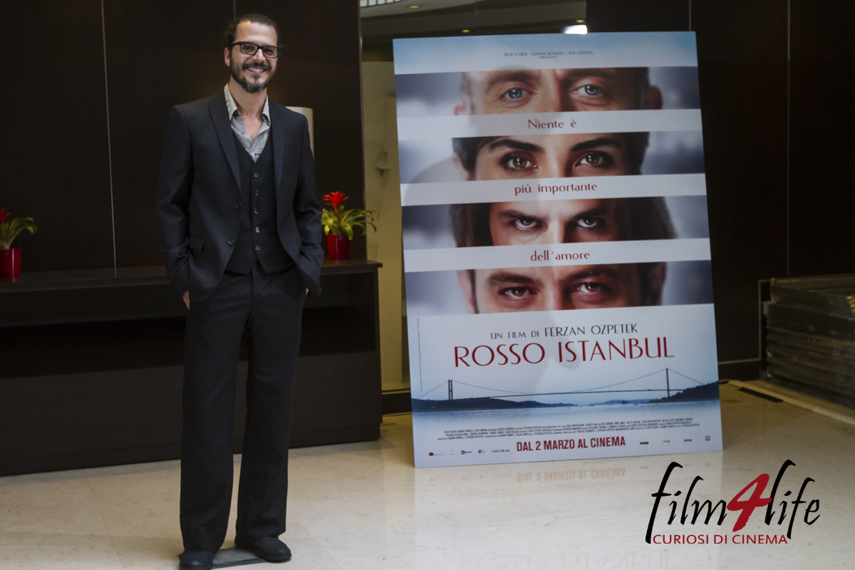 Photocall Rosso Istanbul_-22