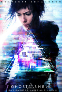 ghost in the shell locandina