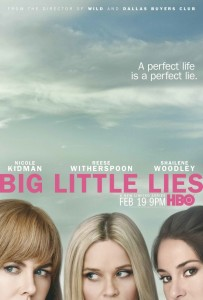 Big Little Lies locandina