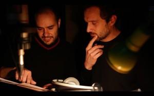 Adriano Cutraro e Claudio Santamaria