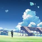 Oltre le nuvole makoto shinkai 3