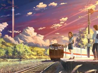 Oltre le nuvole makoto shinkai