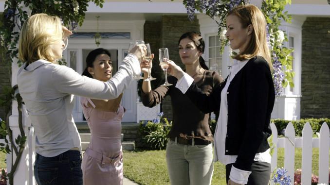 Felicity Huffman, Eva Longoria, Teri Hatcher, Marcia Cross
