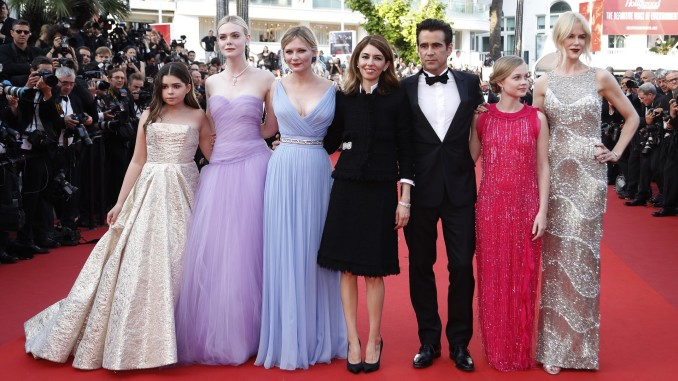 Sofia Coppola Cannes