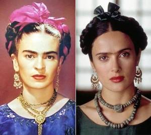 Salma Hayek e Frida