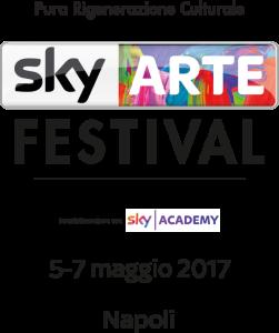 logo SKY ARTE FESTIVAL