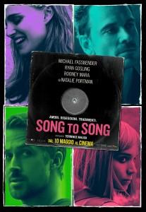 song to song locandina