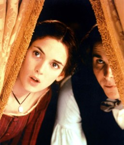 LITTLE WOMEN, Winona Ryder, Christian Bale, 1994, (c) Columbia