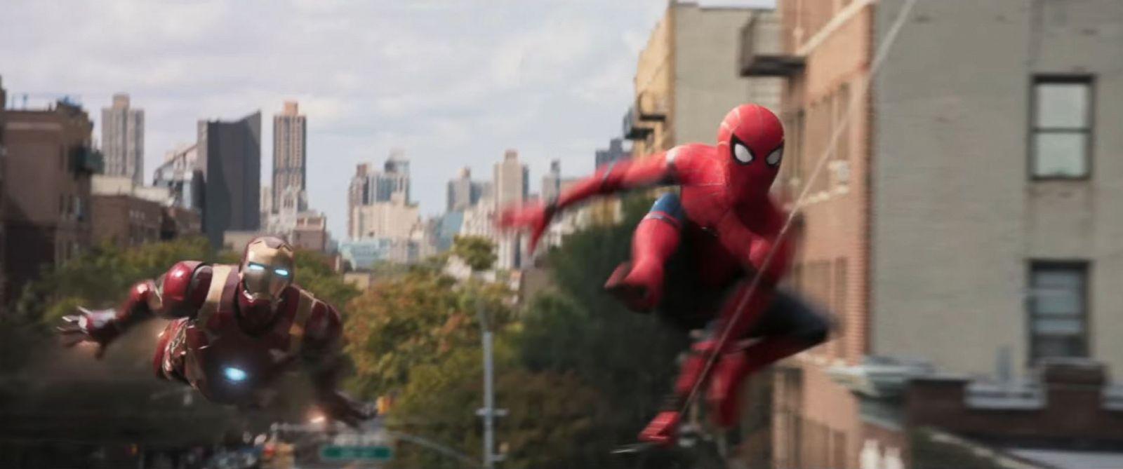 Spiderman Homecoming 8
