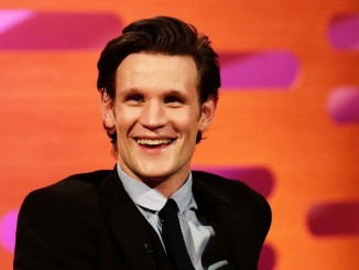 matt smith doctor who