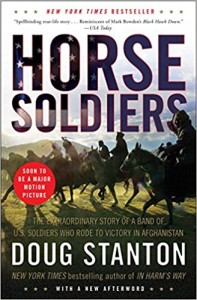 Horse soldiers book
