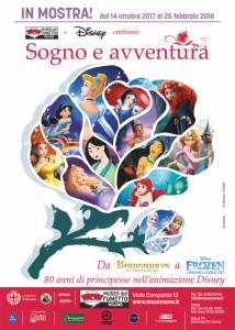 Locandina-Sogno-e-Avventura principesse disney