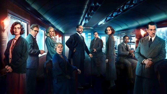 Assassinio sull'Orient Express trailer