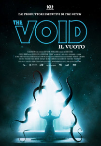 locandina the void