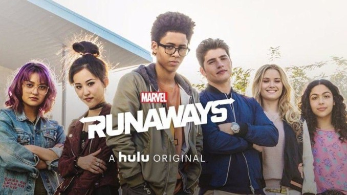 marvel the runaways