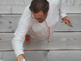 Julian Schnabel copertina
